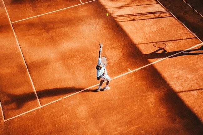 Sådan kommer du i gang med at spille tennis!